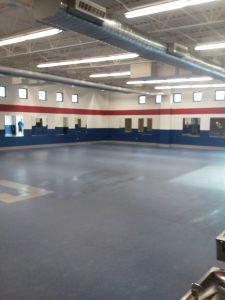 Americas High School Weight & Training Facility